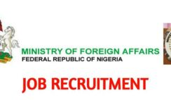 Massive Job Recruitment at Federal Ministry of Foreign Affairs