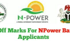 NPower Batch C Test Cut-Off Marks