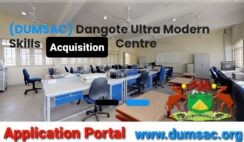 Aliko Dangote Ultra Modern Skills Acquisition 2021 Application Form Portal