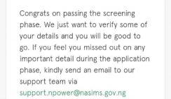 Good News: N-Power Begins Shortlisting of Batch C Applicants