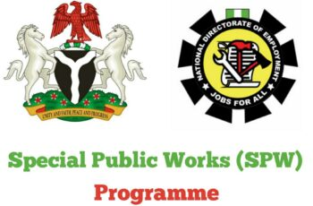 FG Commences Partial Payments Of Stipends To SPW (774,000 Jobs) Beneficiaries