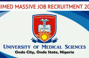 University of Medical Sciences (UNIMED) 2021 Massive Recruitment