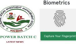 NPower Batch C Biometric Portal – How To Capture Your Fingerprint On Nasims Portal