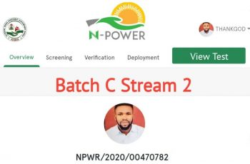 NPower Batch C Stream 2 Latest Update - All You Need to Know