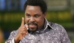 Pastor TB Joshua Of Synagogue Church Of All Nations Is Dead