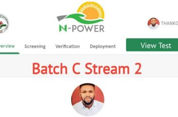 Reasons Why NPower Batch C Stream 2 List is Not Yet Out Online