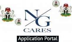 FG NG-CARES Intervention Program 2021 Application Portal