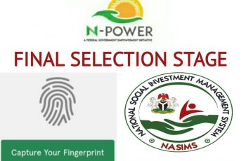 What Next After Npower Nasims Biometric Enrolment?