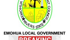 Emohua Council Chairman, Dr Chidi Lloyd Approves New Appointments