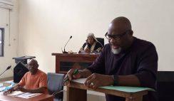 Dr Chidi Lloyd Presents 2021 Supplementary Budget Budget of N2,003,384,190.00 To Emohua Legislative Assembly