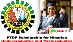 PTDF Scholarship 2021/2022 for Undergraduate & Postgraduate – How to Apply for Petroleum Technology Development Fund