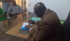 Dr Chidi Lloyd Signs Emohua Local Government 2021 Supplementary Budget