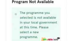 NPower Batch C: How to Choose A New NPower Programme if the One you Selected is Not Available in Your LGA