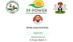 NPower Batch C Deployment, Redeployment, Upload of Acceptance Letter & Others