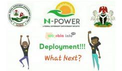 After NPower Batch C Deployment, What Next?