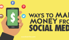 10 Easy Ways To Make Money Through Social Media
