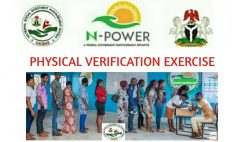 Npower Batch C Physical Verification Date Released