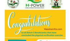 How To Check Npower Batch C Physical Verification Status Online