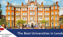 Top Universities In London and Their Tuition fees 2021