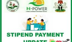 Npower Batch C Monthly Stipends, Pending Redeployment, Stamping of PPA Letter & Others